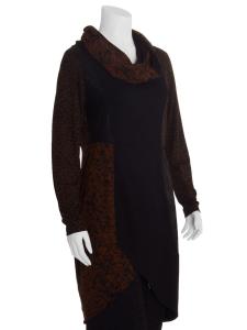 Kleid Tulip mit Schal