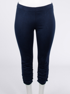 3/4 Hose Benga jeansblau XL