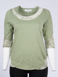 Shirt Gweny Crash khaki L