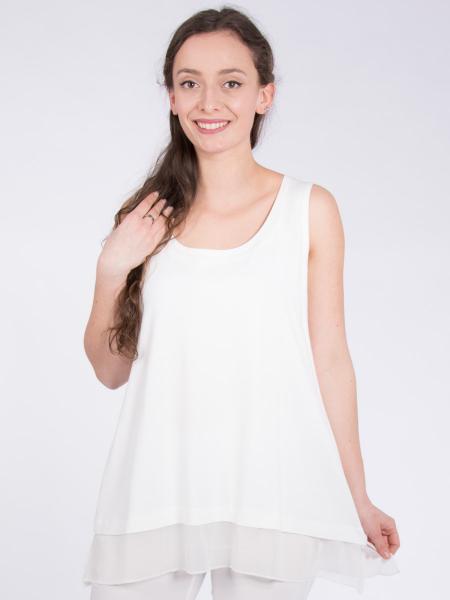 Tunika Christa offwhite
