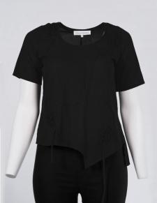 Bluse Majam schwarz XL