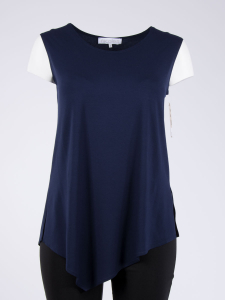 Top Vanessa nachtblau XL