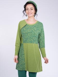 Kleid Lilou moosgrün M