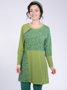 Kleid Lilou moosgrün L
