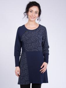Kleid Lilou nachtblau L