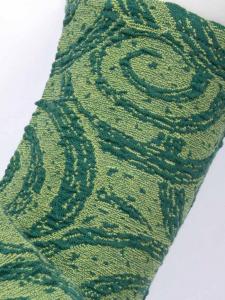 Stulpen Twister moosgrün