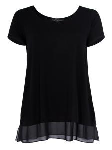 Shirt Kaya schwarz M