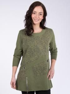 Shirt Ayla olive 2XL