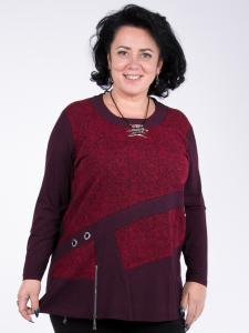 Shirt Ayla tinto 2XL