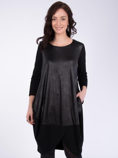 Kleid Susanna schwarz XL