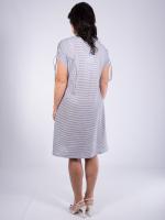 Kleid Mynea Streifen