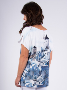 Shirt Kasumi Print