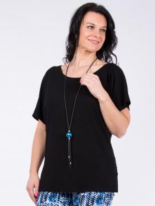 Shirt Rijana schwarz 2XL