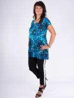 Longshirt Kaya Print
