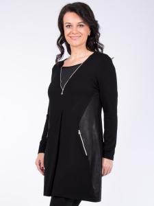 Tunika Lindra schwarz 2XL