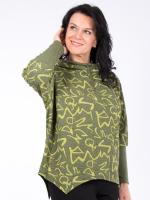 Pullover Maleva olive S