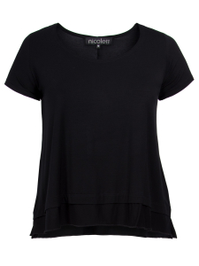 Shirt Charey schwarz XL