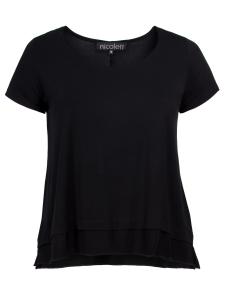 Shirt Charey schwarz 3XL