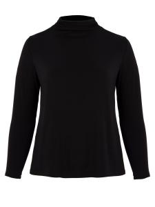 Shirt Paula schwarz 3XL