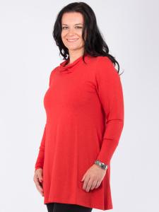 Longshirt Tanya paprika M