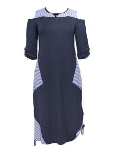 Kleid Philina mit Schultercut