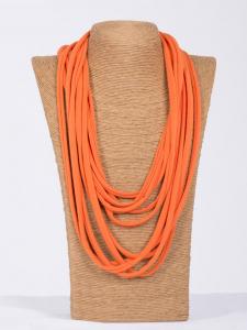 Jerseykette orange uni