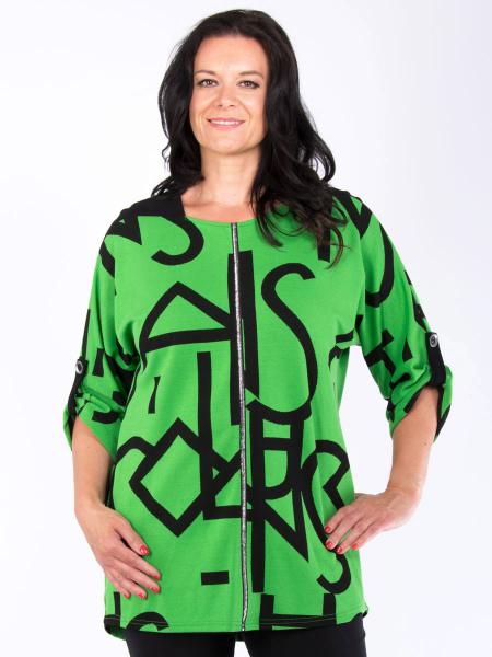 grün-schwarz